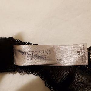 Intimates & Sleepwear - Victoria Secret black lacy bra